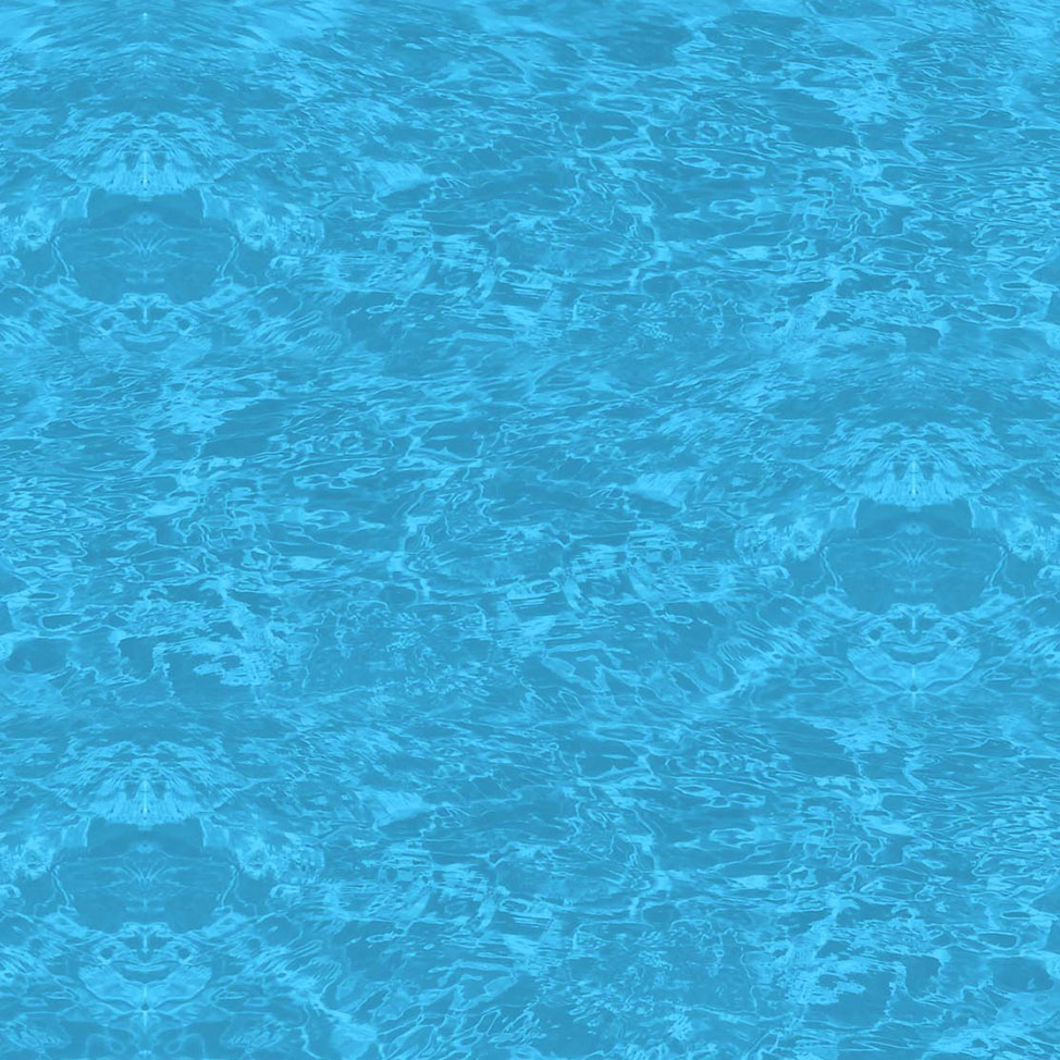 Pool surface background for callouts at small viewport